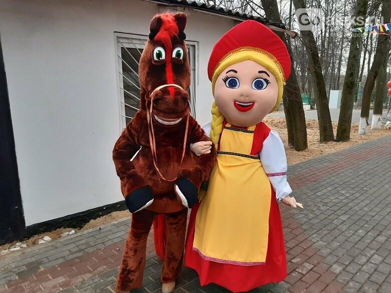 Сегодня торжественно открыли парк имени 200-летия города Александрова, фото-7