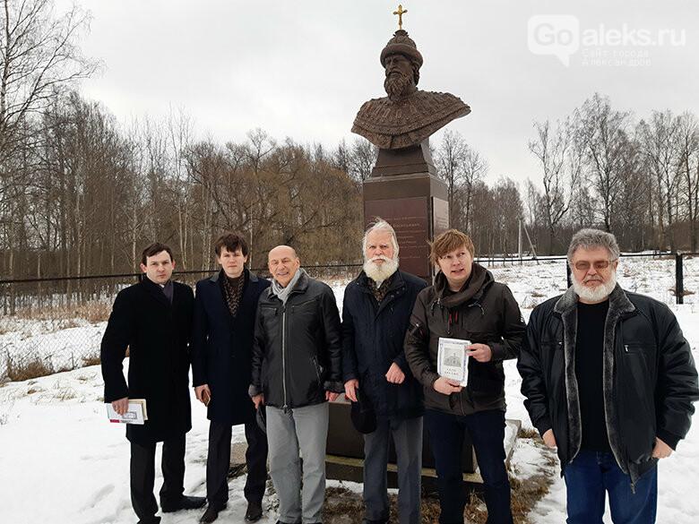 В Александрове отметили День венчания на царство Ивана Грозного, фото-3