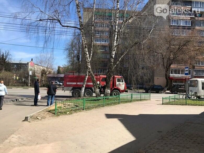 В KFC в Александрове возникла проблема с электричеством, фото-1