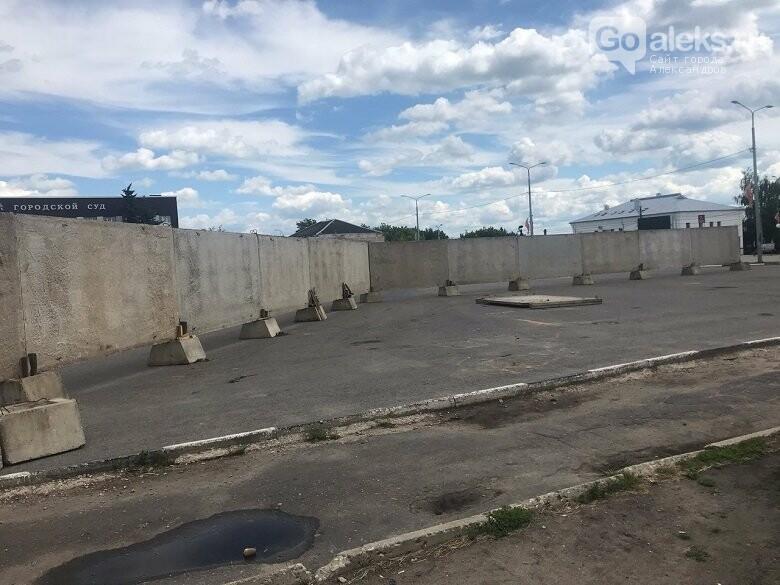 Главный архитектор Александрова рассказал o стройке на Советской площади, фото-6