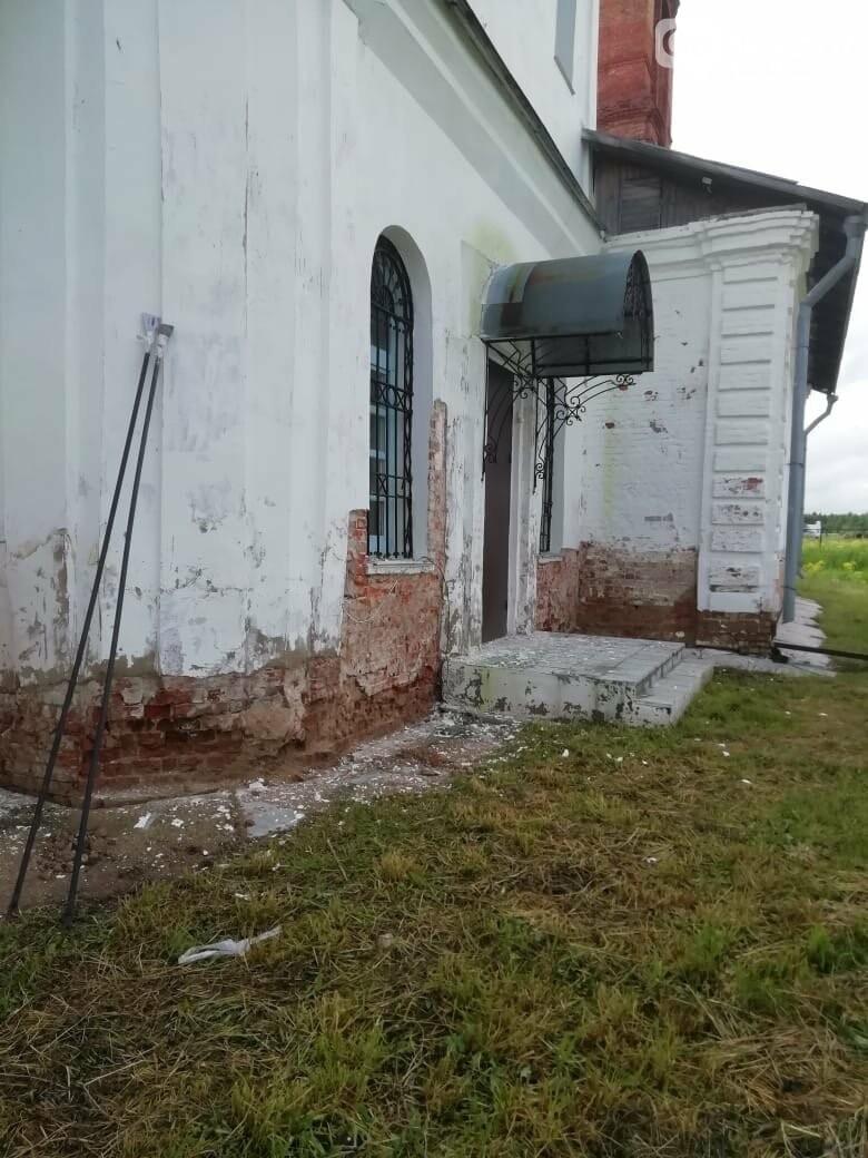 Жители с. Зиновьево Александровского района восстанавливают храм Николая Чудотворца, фото-4
