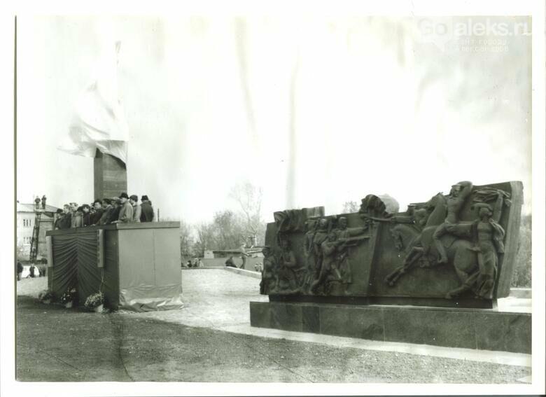 Евгений Усанов о памятнике 1905 года в Александрове, фото-3