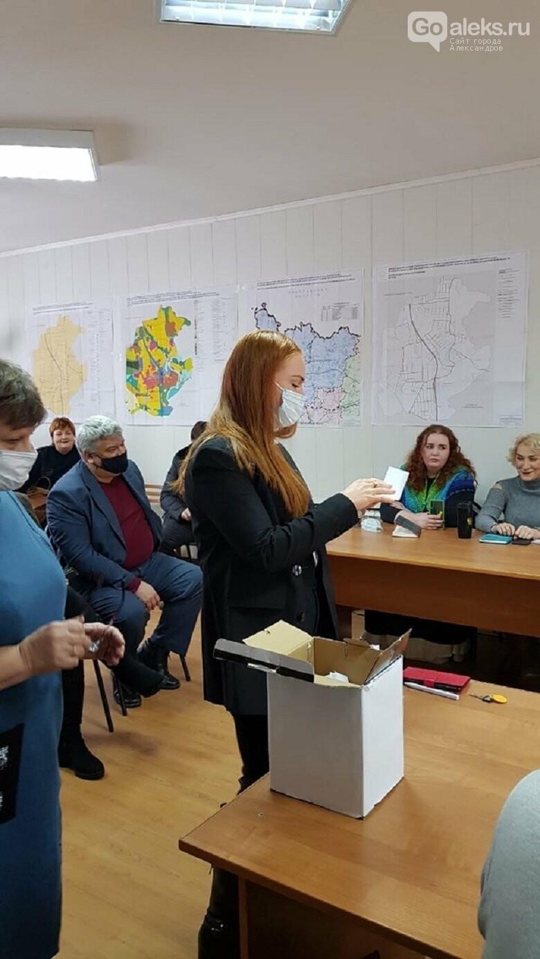 Выборы главы администрации Карабаново