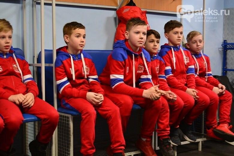Капитан ХК «Рекорд», goaleks.ru