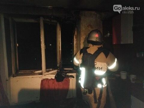 Ближе к ночи в Александрове случился очередной пожар, фото-1