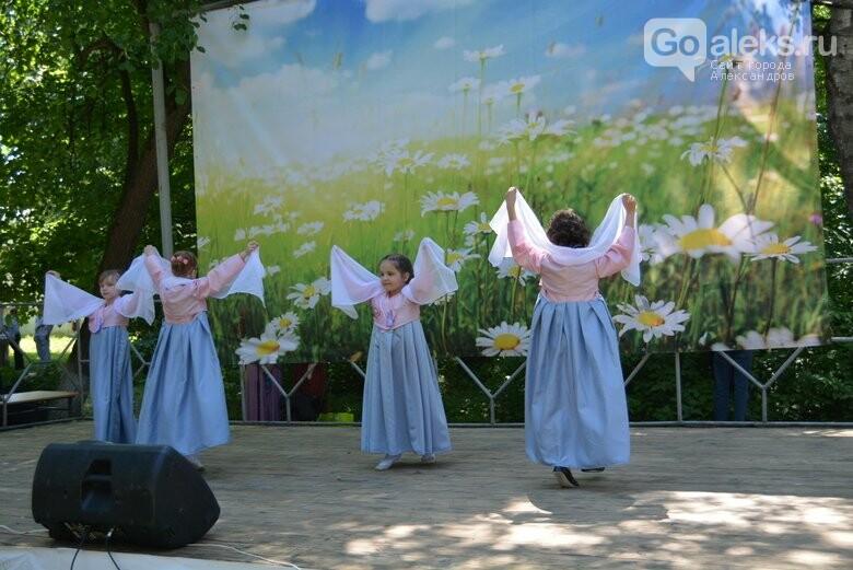 В Александрове состоялся 10-й фестиваль традиционной народной культуры «Живи, родник!», фото-10