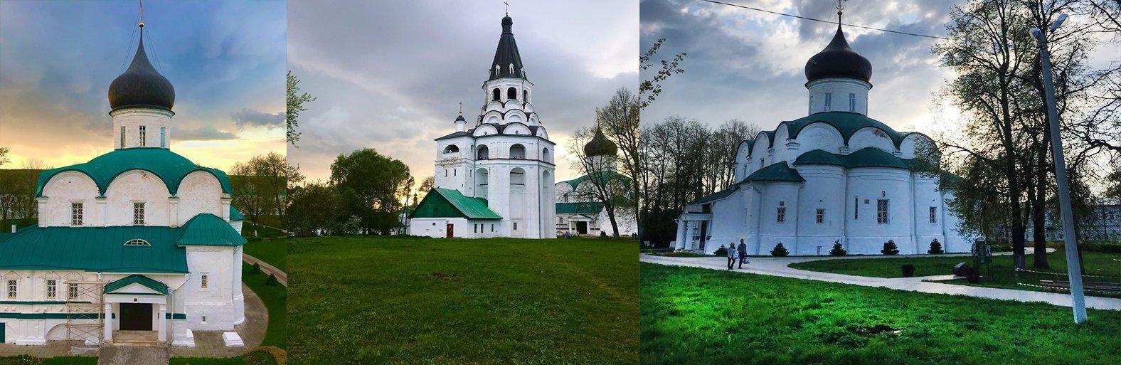 В «Ночь музеев» Александровскую Слободу посетило примерно 2000 человек